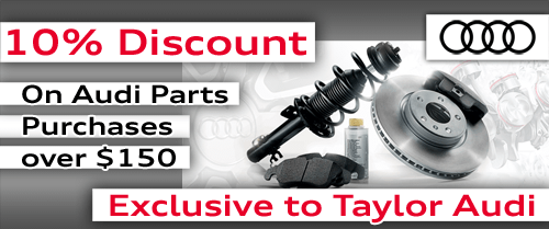 Save Money on Audi Parts