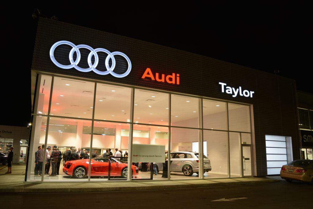 Taylor Audi