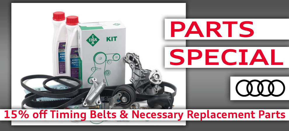 Save $$$ on Timing Belts & Related Accessories