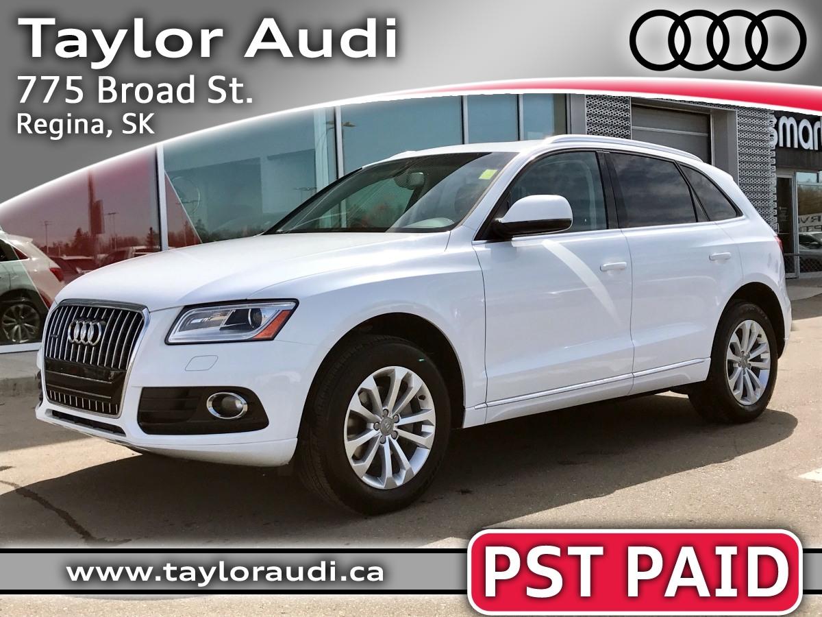 2014 Audi Q5 – $35,995