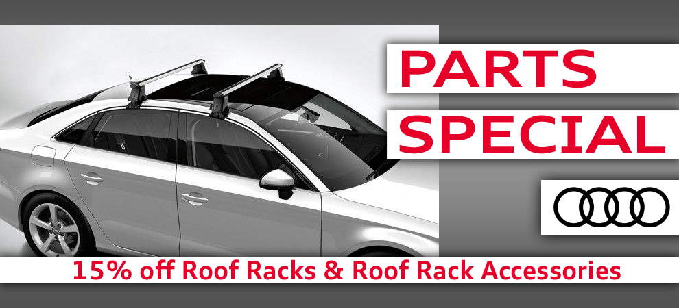 Roof Rack & Accessories Special