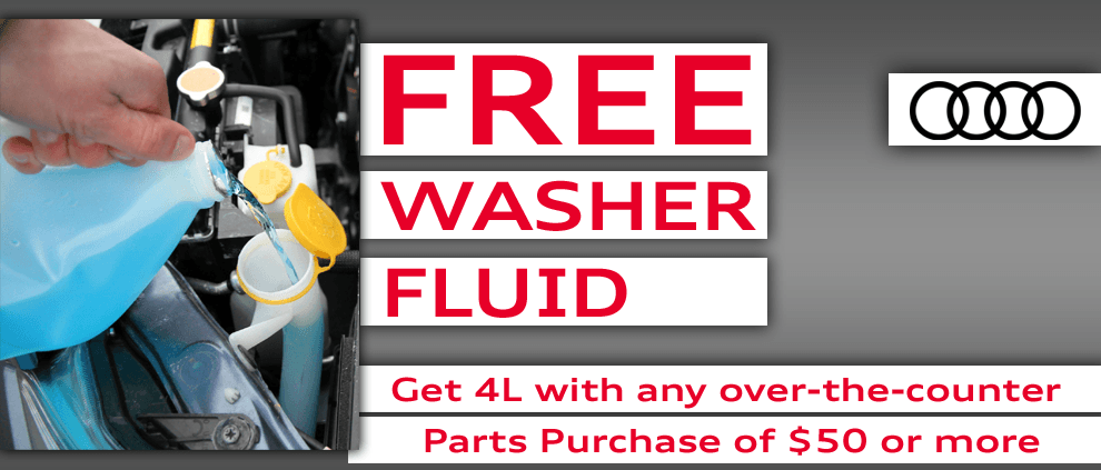 Free Washer Fluid