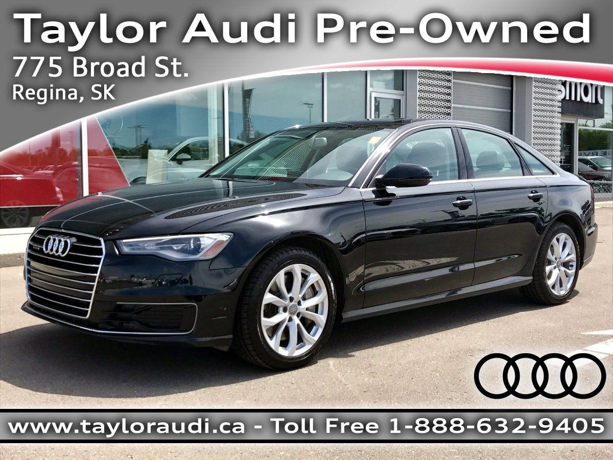 2016 Audi A6 – $42,994
