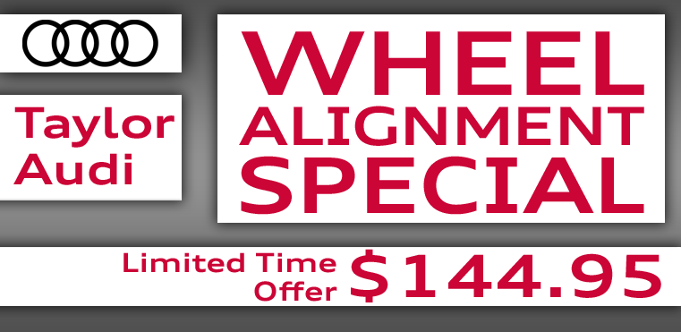 Pothole Pain Relief – Wheel Alignment Special