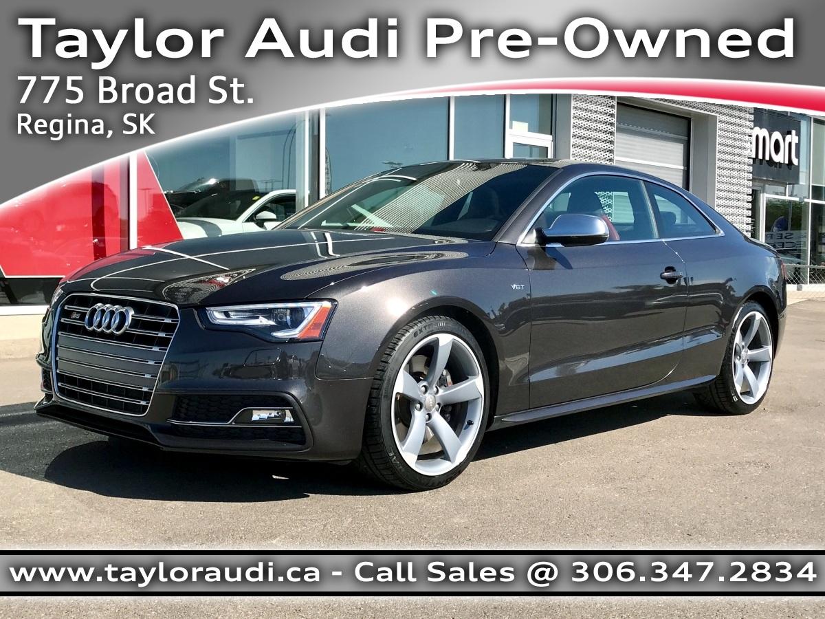 2013 Audi S5 – $35,987