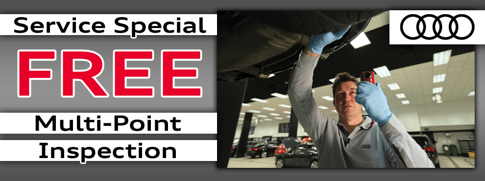 FREE Multi-Point Vehicle Inspection