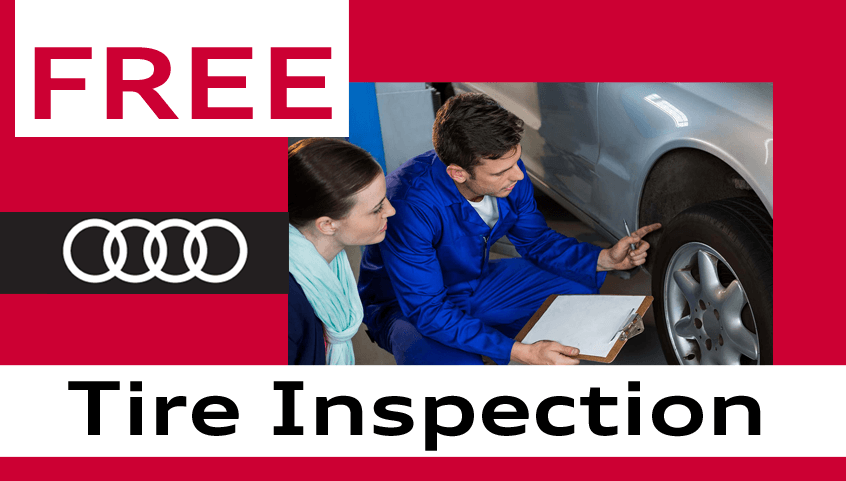 Free Tire Inspection