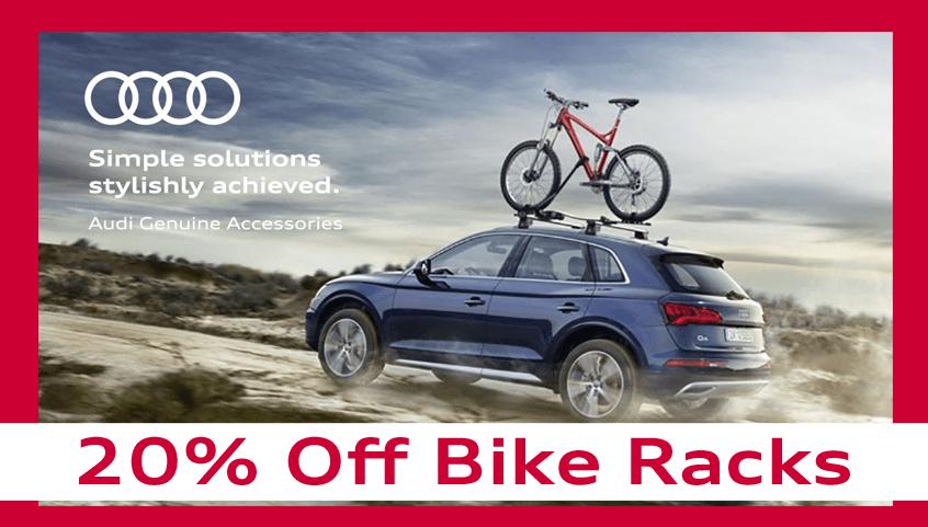 20% Off Bike Racks