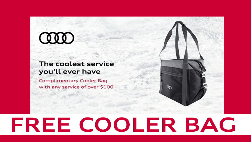 Complimentary Cooler Bag