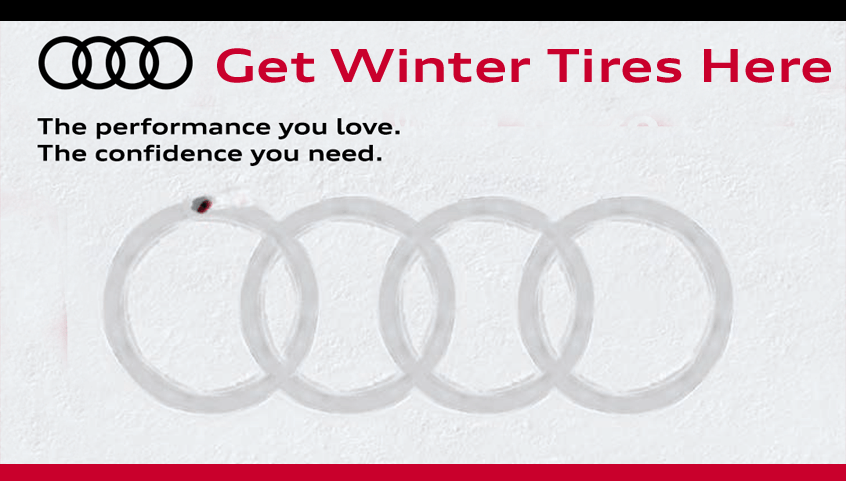 Get Your Winter Tires Here!