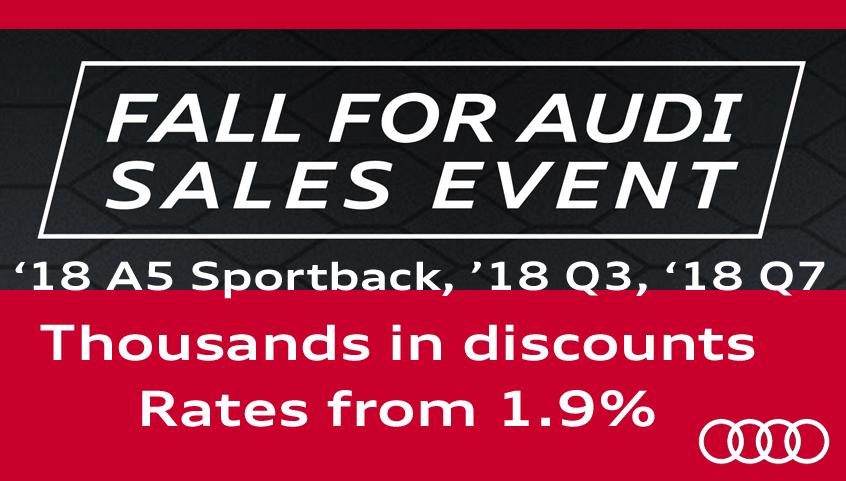 Fall For Audi Event