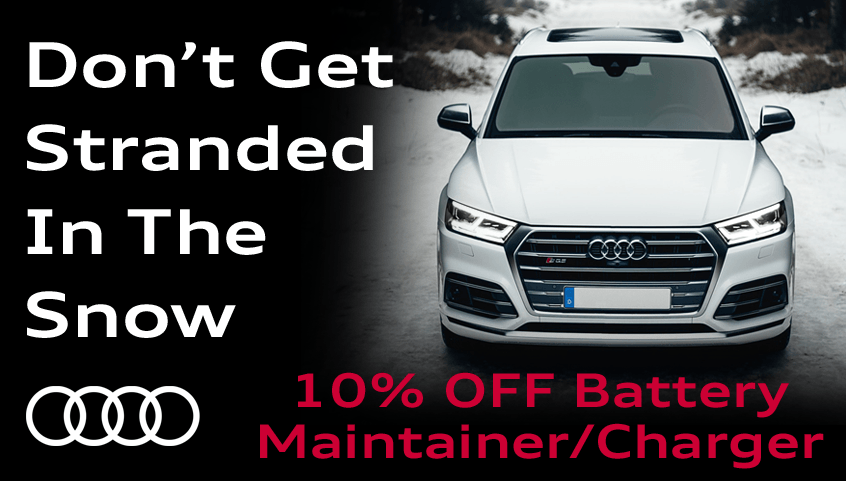 Don't Get Stranded. Get a Battery Maintainer Now!