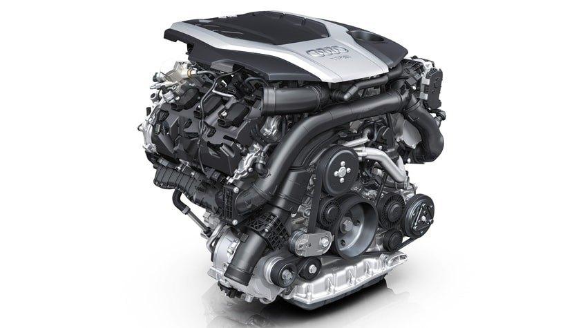 2019 A6 engine