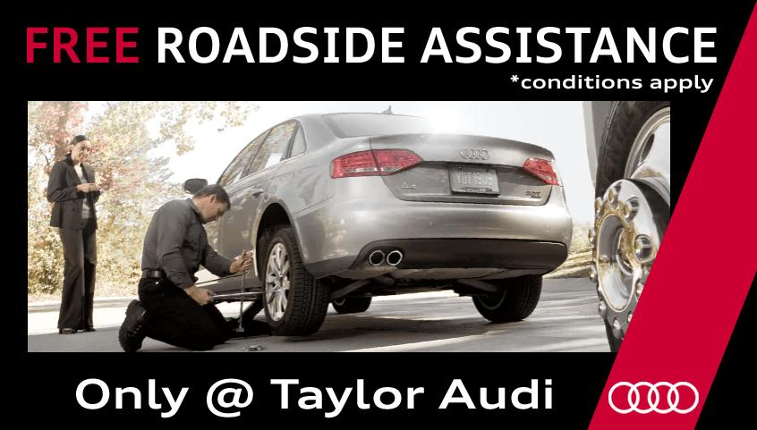 FREE Roadside Assistance!