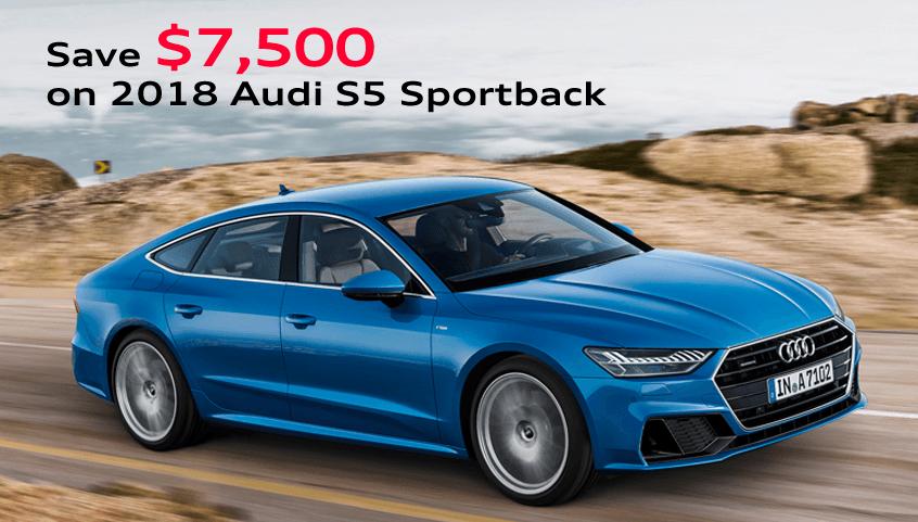 S5 Sportback Sale