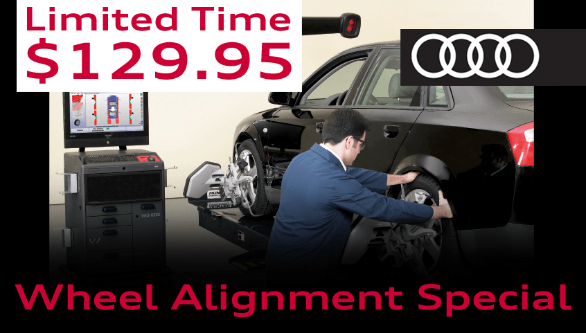 Pothole Pain Relief is Here! Wheel Alignment Special
