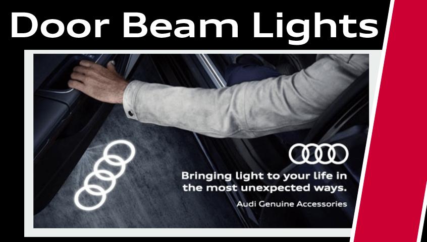 Audi Door Beam Lights – Light Your Way in Style