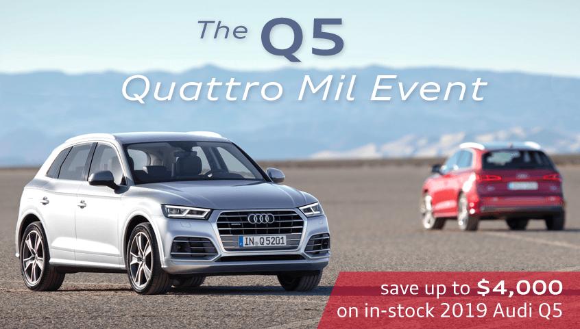 Q5 Quattro Mil Event