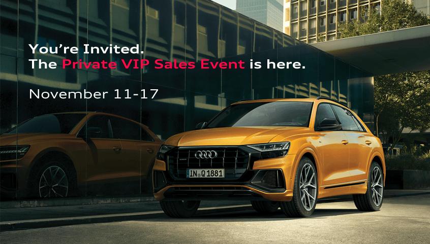Private VIP Sale Event