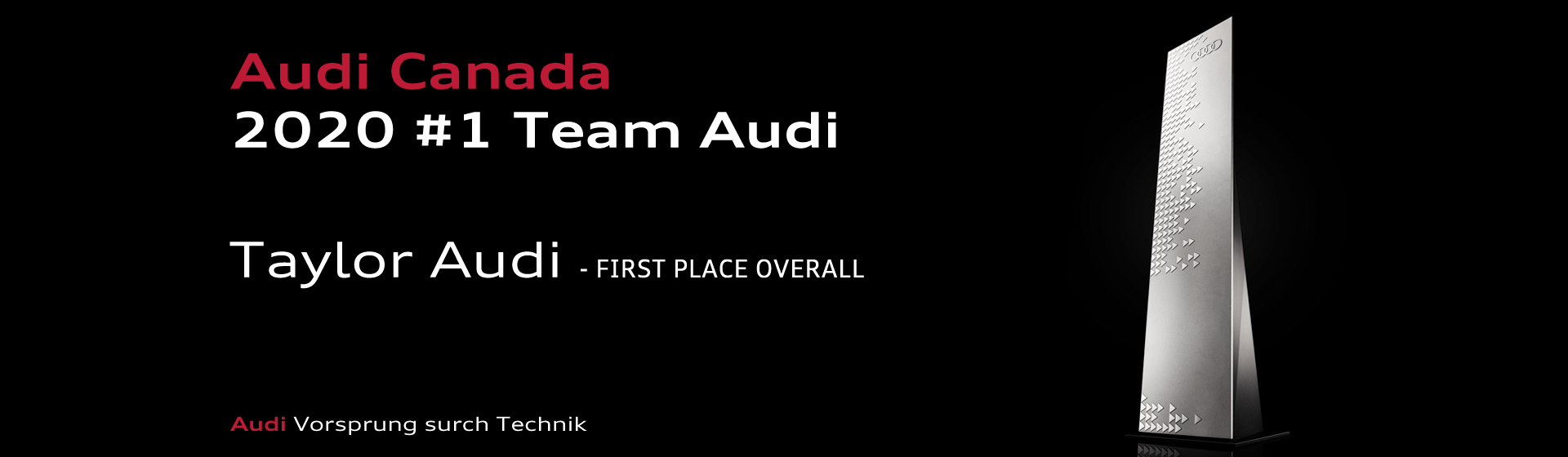 1 Team Audi