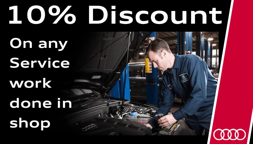 10% Service Discount