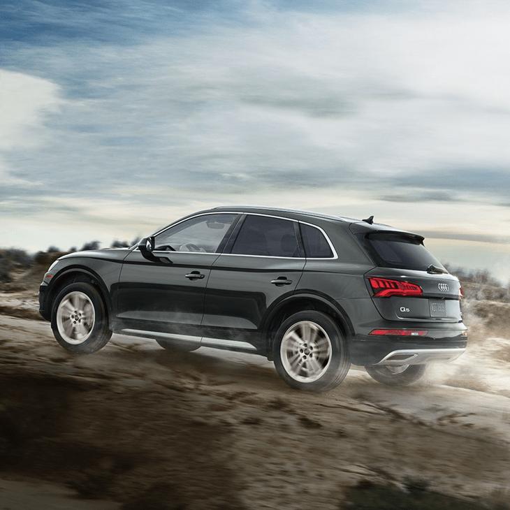 6 - Driver Assist - 2020 Audi Q5
