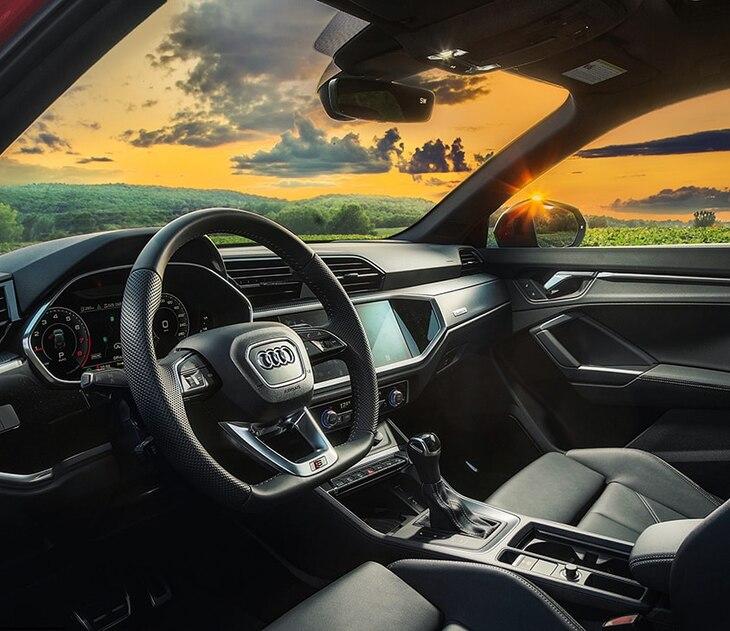 3 - Interior - 2020 Audi Q3