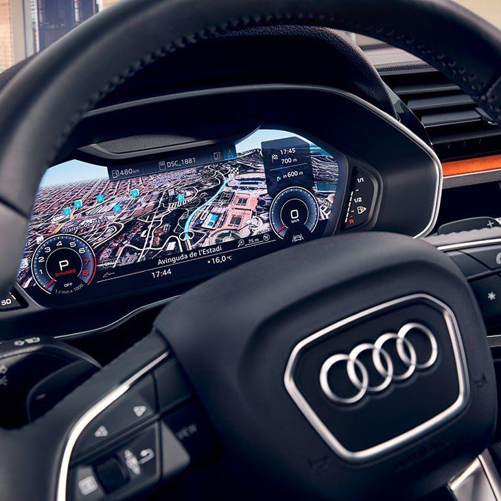 4 - Technology - 2020 Audi Q3