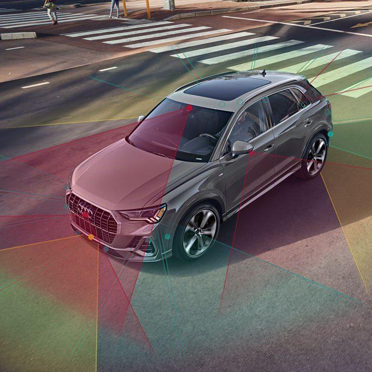 5 - Driver Assist- 2020 Audi Q3