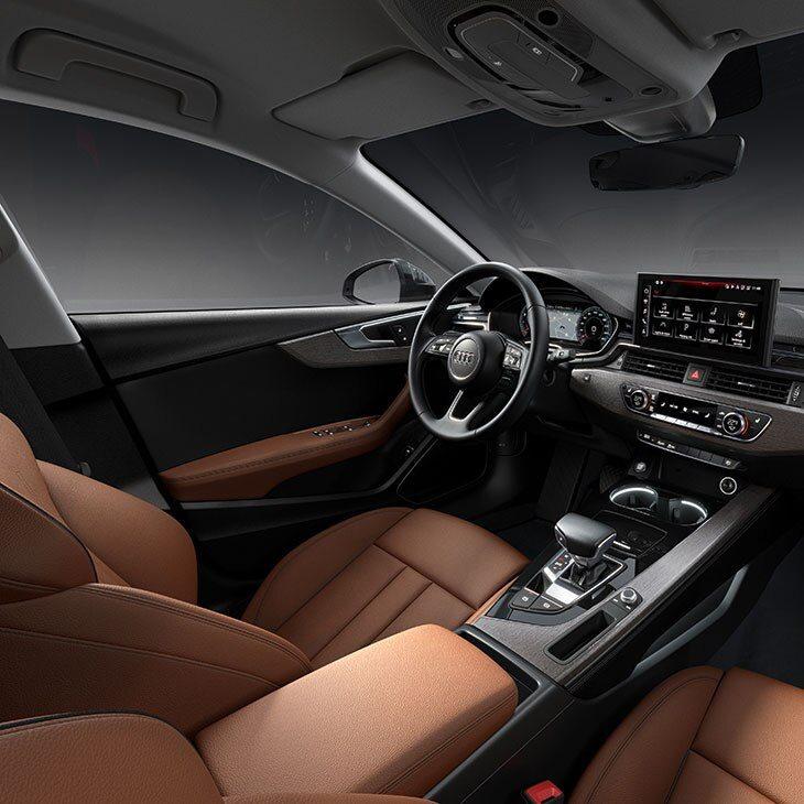 4 - Interior - 2020 A5 Sportback