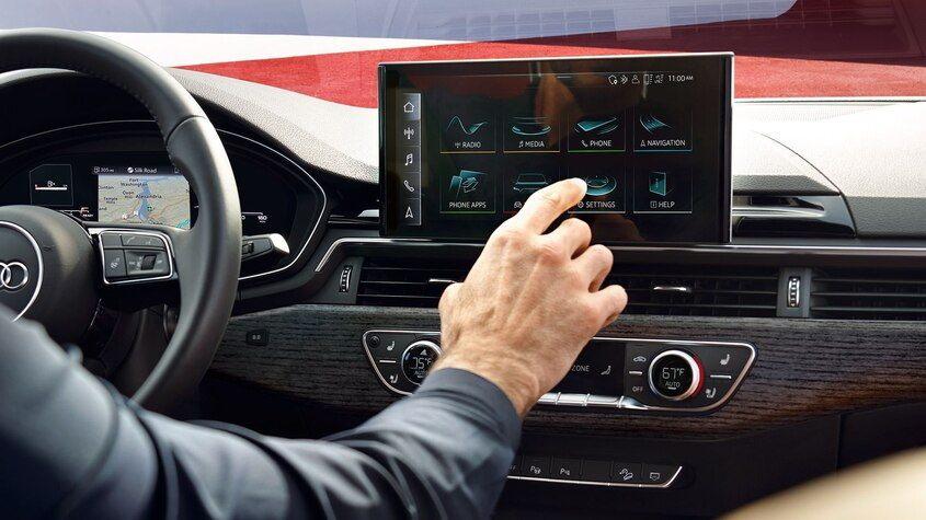 5 - Technology - 2020 A5 Sportback