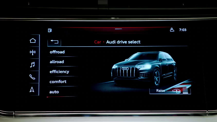 2 - Performance - 2020 Audi Q7