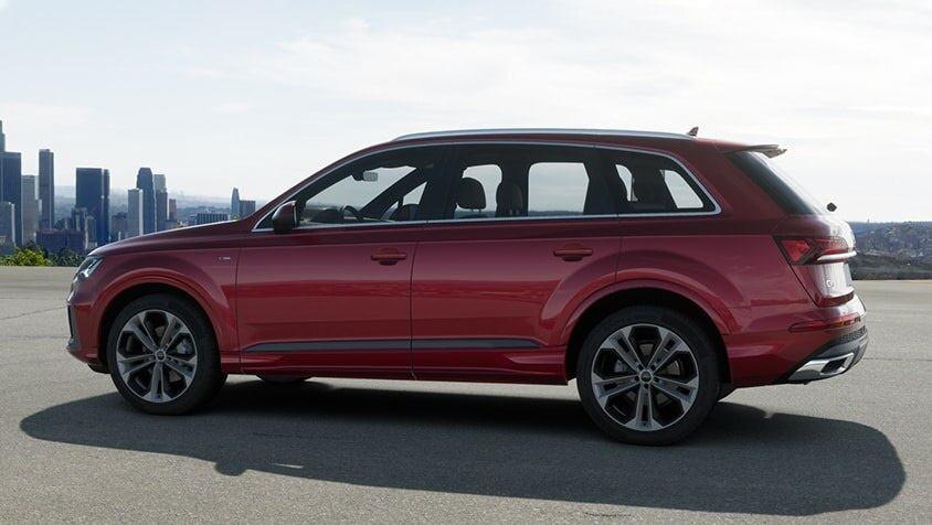 3 - Exterior - 2020 Audi Q7
