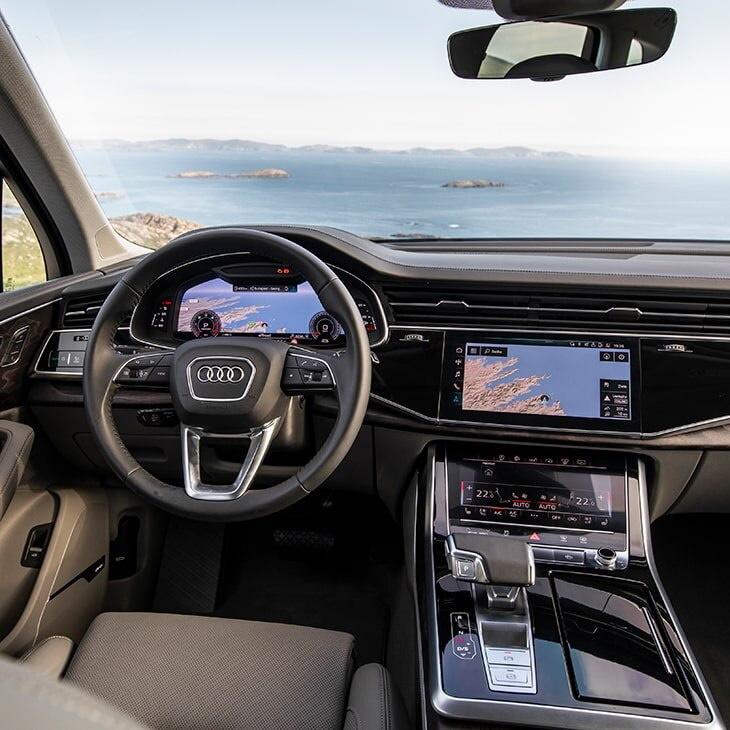 4 - Technology - 2020 Audi Q7