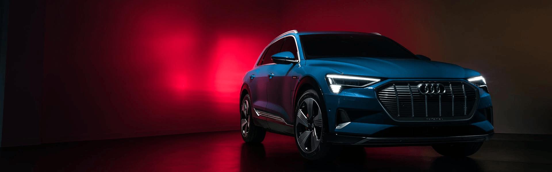 1 - Hero - 2019 Audi ETron