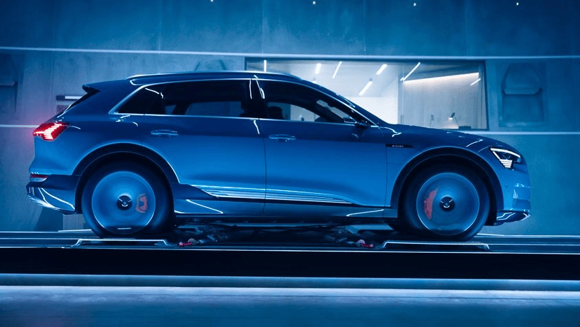 2 - Performance - 2019 Audi ETron