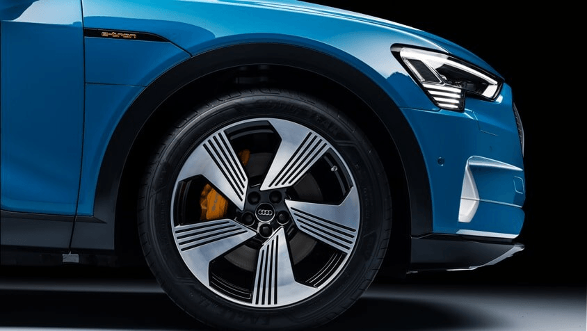 3 Exterior -  2019 Audi ETron