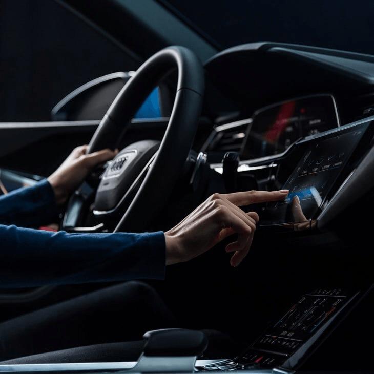 4 - Interior -  2019 Audi ETron