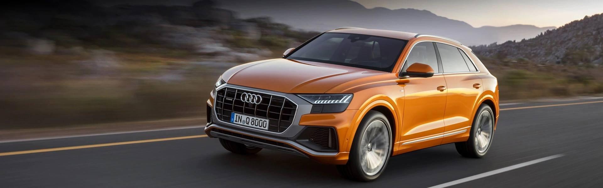1 - Hero - 2020 Audi Q8