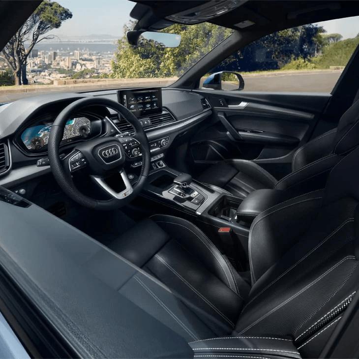 2 - Interior- 2021 Audi q5