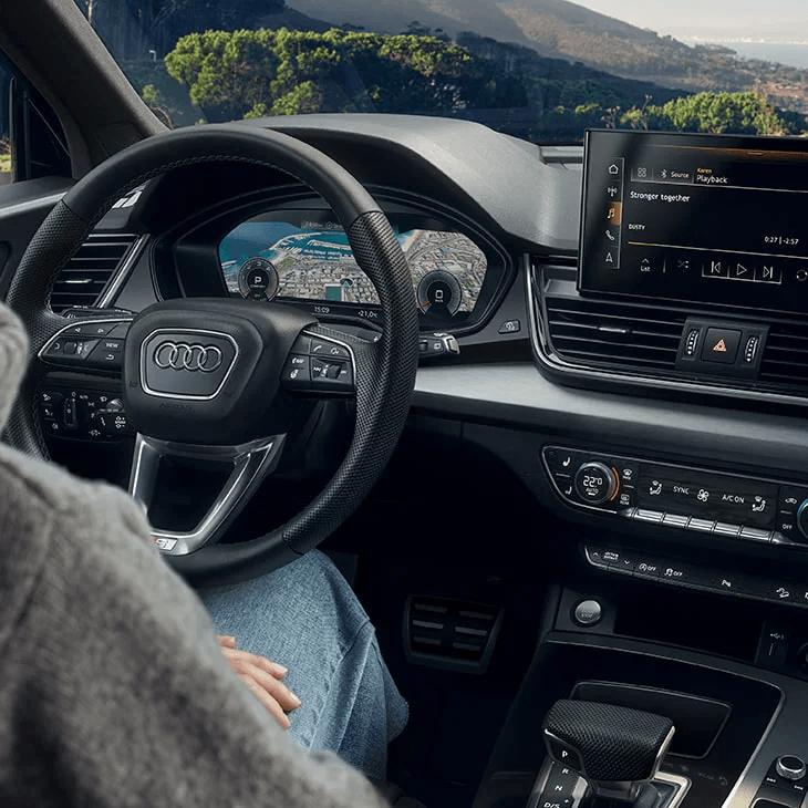 4 - Technology- 2021 Audi q5