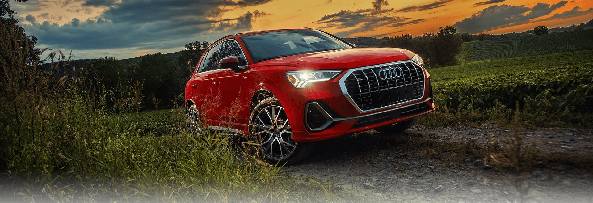 1 - Hero - 2021 Audi Q3