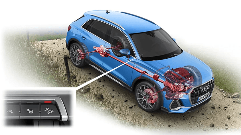 1 - Performance - 2021 Audi Q3