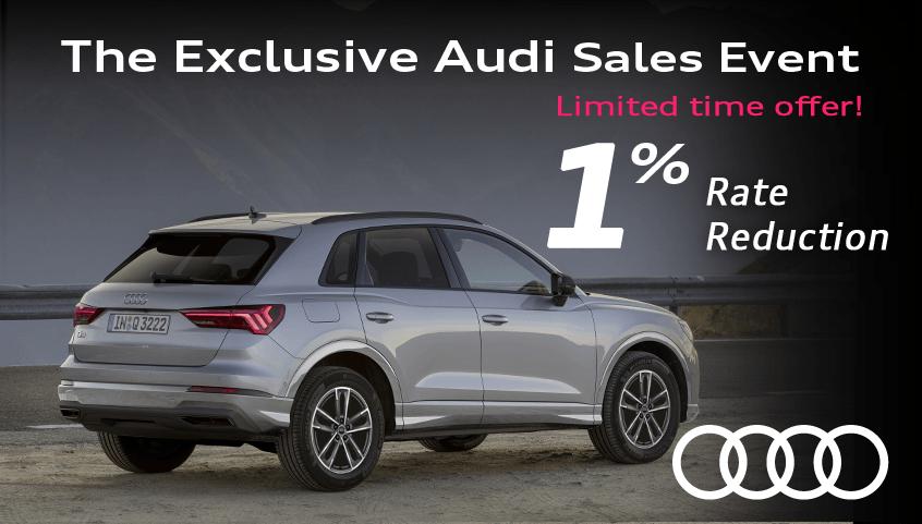 Exclusive Audi Event